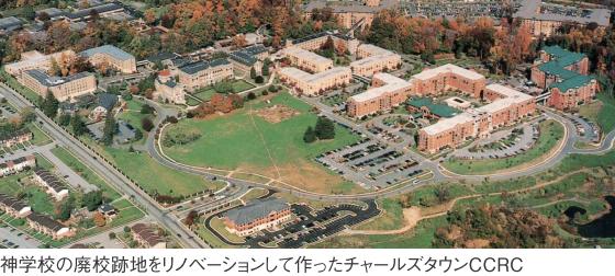 「最新米国CCRC視察 ・ 研究ツアー」より⑩いかにして日本版CCRCを実現するか?<br >エリクソン・チャールズタウンCCRCから学ぶの画像